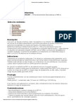 Medicamento Saxagliptina + Metformina 2015