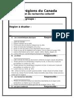 regions du canada jigsaw guide