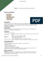 Medicamento Solifenacina 2013