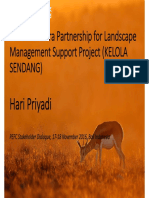 South Sumatra Partnership for Landscape Support Project