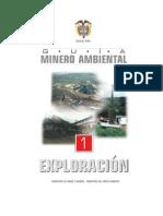 Guia Mineroambiental de Exploracion de Carbon