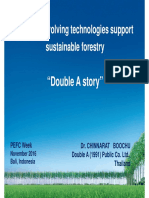 How can evoling technologies support sustainable forestry