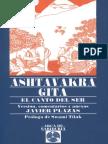 Ashtavakra Gita El Canto Del Ser y La No Dualidad