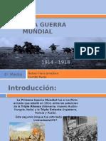 Primera Guerra Mundial 2007