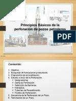 Diagramas de Los Principios Basicos de La Perforacio