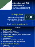 03 Nov 2015_Remote Sensing and GIS Applications Dr. Suresh_kumar