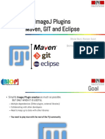 Plugins With Maven Eclipse and Git v1