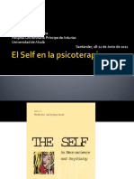 El Self en La Psicoterapia