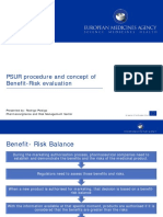 What is a PSUR Procedure & Concept of Benefit-risk Evaluation