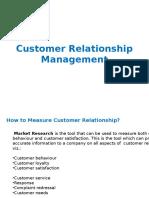 Customer Relationship Management-2