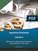 Material Ing Economica Unidad IV
