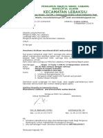 16. Surat KE Rantinge