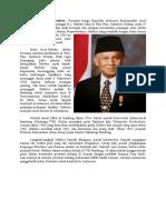 Biografi Singkat BJ Habibie