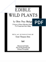 31112220 Edible Wild Plants