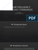 AM Broadcast Standards by KBP