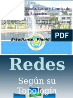 Redes - Topología