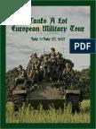 Tanks Alot Tour
