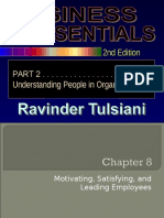 Boost Your Motivation with Ravinder Tulsiani