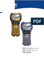 BMP21-PLUS User Guide English