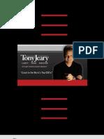 Tony Jeary Presskit