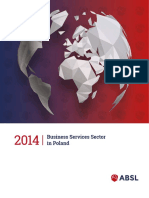 Business Services Sector in Poland 2014