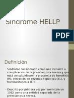 Sindromede Hellp