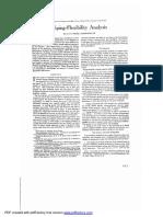 Piping Flexibility Analysis by a.R.C.markl