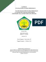 Contoh Programa Penyuluhan Pertanian
