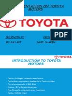 Toyotas Ahil