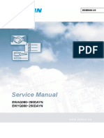 ESIE06-05 - Multiple Scroll Chillers_Service Manuals_English CHILLER