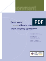 Coral Reefs and Global Warming