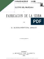 Libro Antiguo Elaboración Sidra