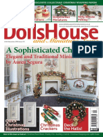 Dolls House and Miniature Scene - December 2016