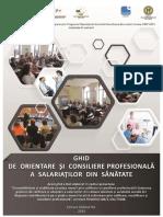 CCDSS Ghid de Orientarea Yi Consiliere ProfesionalY a SalariaYilor Din SYnYtate in Regiunea Sud-Muntenia (1)