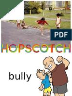 I Used to Play Hopscotch