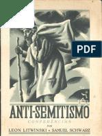Antisemitismo Samuel Schwarz