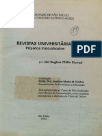 STUMPF 1994 Revistas Universitárias _ Projetos Inacabados