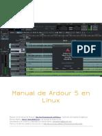 Ardour 5 Manual ES (Linux)
