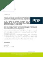 Carta Cielo Para Cliente Final