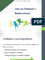 3- Avaliação Na Infância e Na Adolescência
