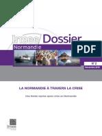 La Normandie à travers la crise - Insee Normandie - Dossier Novembre 2016
