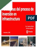 Paradigmas -Proceso de Inversion Infraestructura Peru