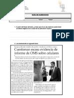 Guia Ejercicios _ La Noticia