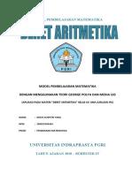 Model Pembelajaran Matematika