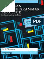 Longman English Grammar for Intermidiate