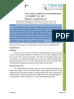 5. Ijcseierd - Study on Psychological Burden of Driving on Road Curves Using Volumetric Pulse Waves
