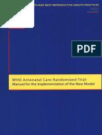 WHO Antenatal Care.pdf