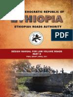 Design Manual for Low Volume Roads Part E