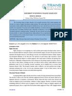 7. IJBMR- Practitioner Assessment of Business College Graduates