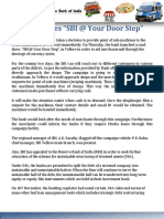 SBI@ Your Door Step